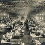 الأنفلونزا الأسبانية, وباء, فيروسات, فيروس كورونا