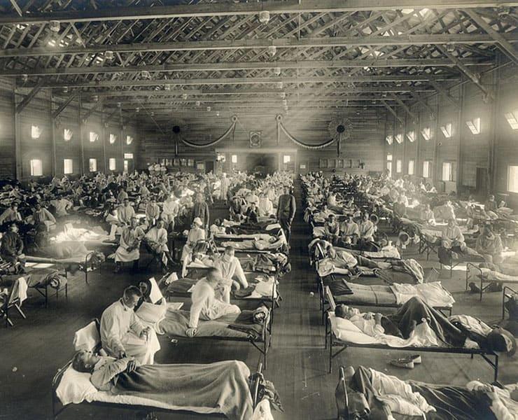 تاريخ موجز للأوبئة منذ الموت الأسود إلى فيروس كورونا