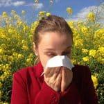 حساسية الربيع, فيروس كورونا, أعراض الحساسية, الجهاز التنفسي