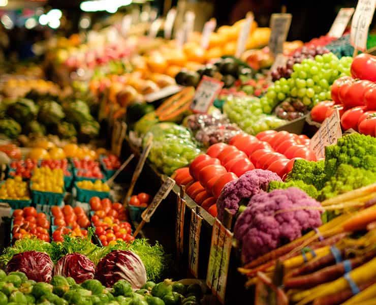 خضروات, مقالات علمية, تعقيم, تطهير, غسيل الخضروات, فيروس كورونا