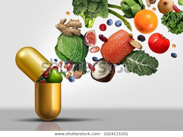 المكملات الغذائية