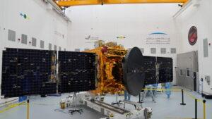 مسبار الأمل ينفصل عن الصاروخ ويبدأ رحلته إلى المريخ