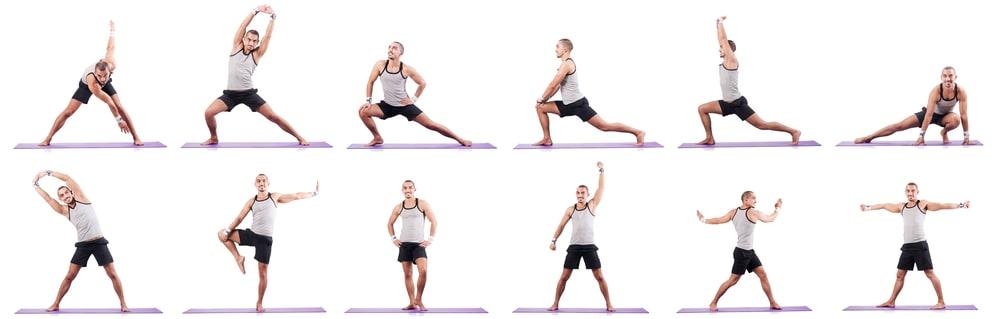 تمارين لشد العضلات