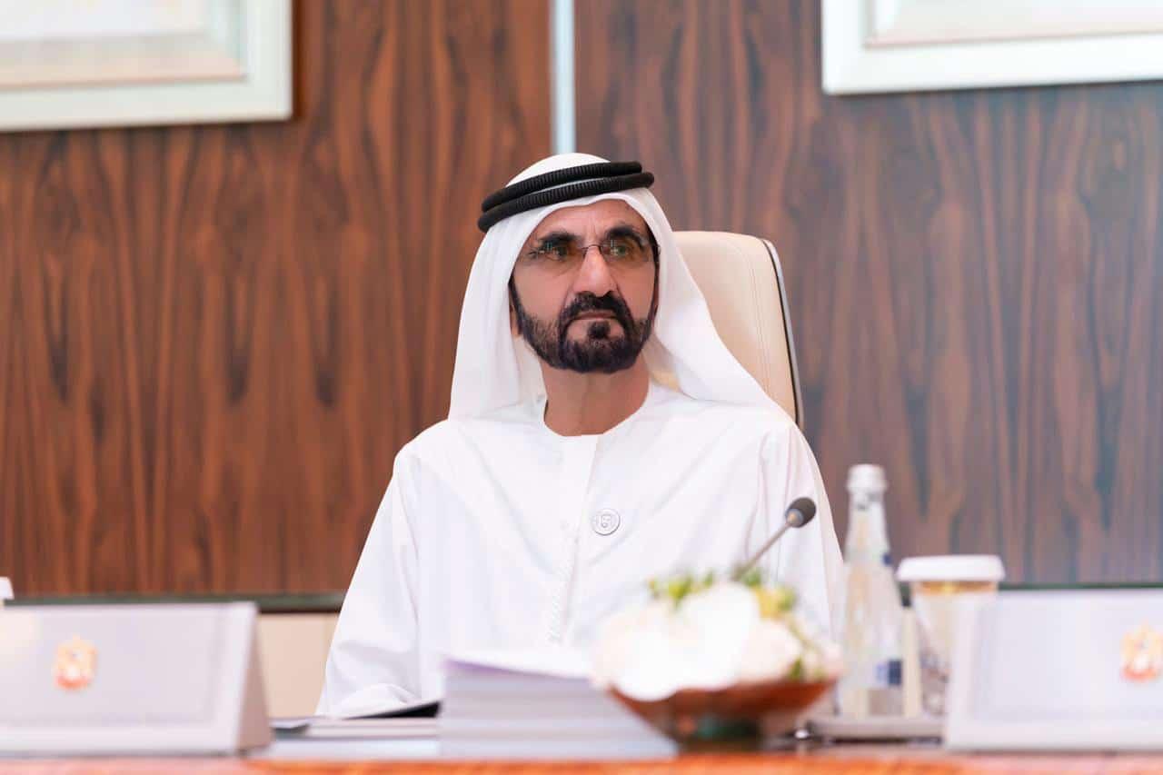محمد بن راشد يدشن مركزاً طبياً لنقل وزراعة الأعضاء البشرية