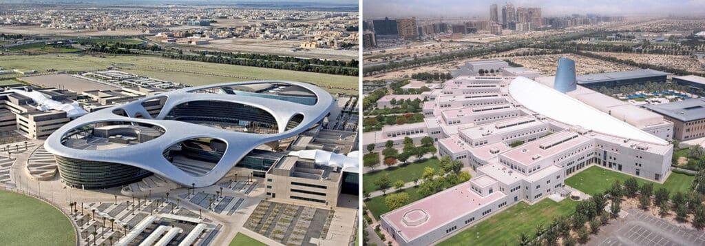 جامعة زايد الإماراتية إلى التصنيف العالمي «تايمز للتعليم»