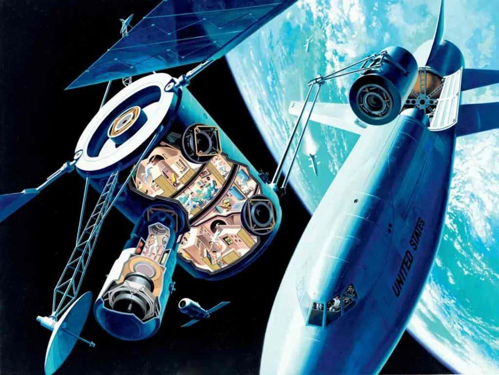 11 لوحة فنية مذهلة للفضاء من ناسا