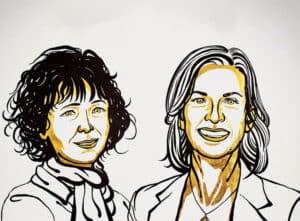 جائزة نوبل في الكيمياء تمنح لسيدتين عن أبحاثهم في تطوير كريسبر