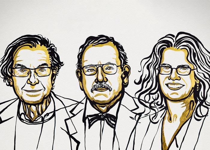 جائزة نوبل في الفيزياء تمنح لثلاثة علماء عن أبحاثهم في الثقوب السوداء