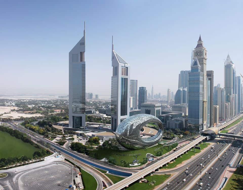 متحف المستقبل: دبي تشيد المبنى الأكثر إبداعاً في العالم