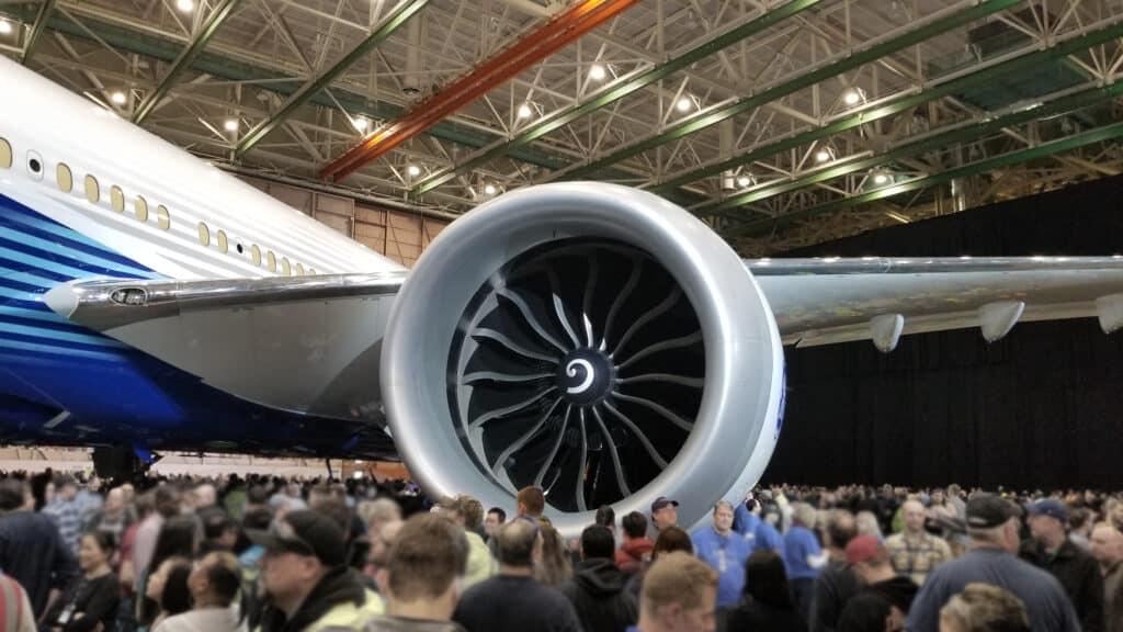 تعرف إلى أكبر محرك نفاث في العالم