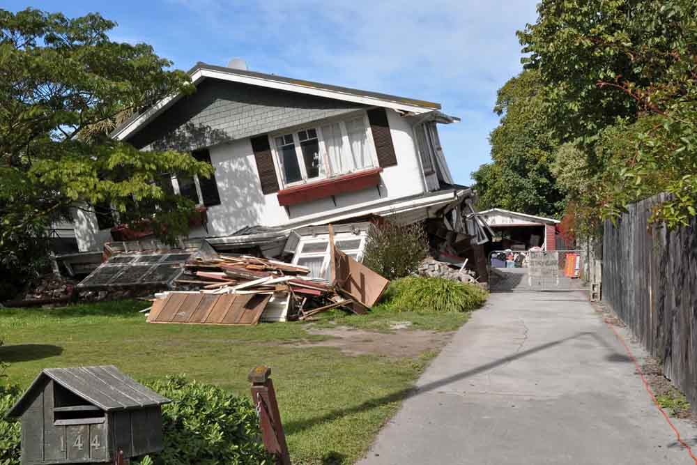 قد تتسبب الزلازل بحدوث آثار خطيرة على صحتنا النفسية