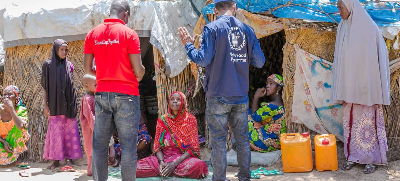 الأمم المتحدة: تفاقم انعدام الأمن الغذائي والنزوح بسبب كورونا
