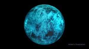 «يوروبا»: قمر المشتري يضيء باستمرار وبعيداً عن الشمس