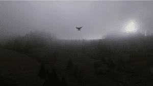 طائرات ذكية تساعد على إيجاد المفقودين في الغابات