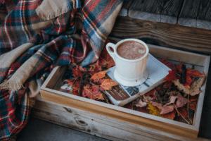 في المطبخ: وصفة سهلة لتحضير أفضل كوب من الكاكاو الساخن