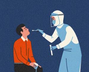 هل يجب الخضوع لاختبار كوفيد-19 بعد تلقّي اللقاح؟
