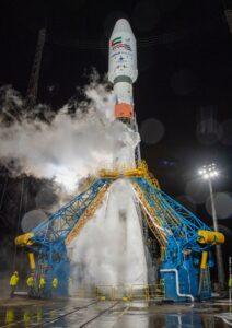 للمراقبة والرصد: نجاح إطلاق قمر «عين الصقر» الإماراتي