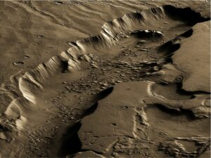 على المريخ: ربما كانت الحياة موجودة تحت السطح