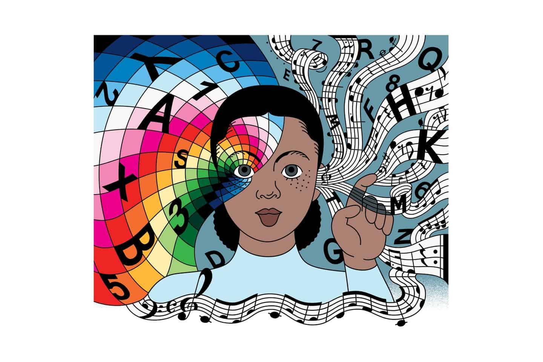 لماذا يسمع بعض الناس الألوان ويتذوّقون الكلمات؟
