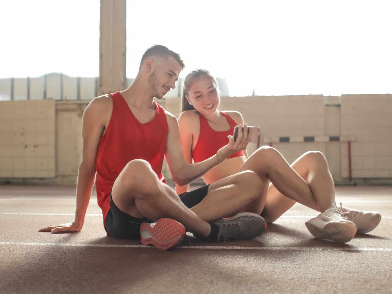تمارين رياضية, تيك توك, تقنية, ممارسة التمارين الرياضية, رياضة