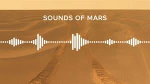 لا تصدق كل ما تسمعه: حقيقة فيديو أصوات المريخ