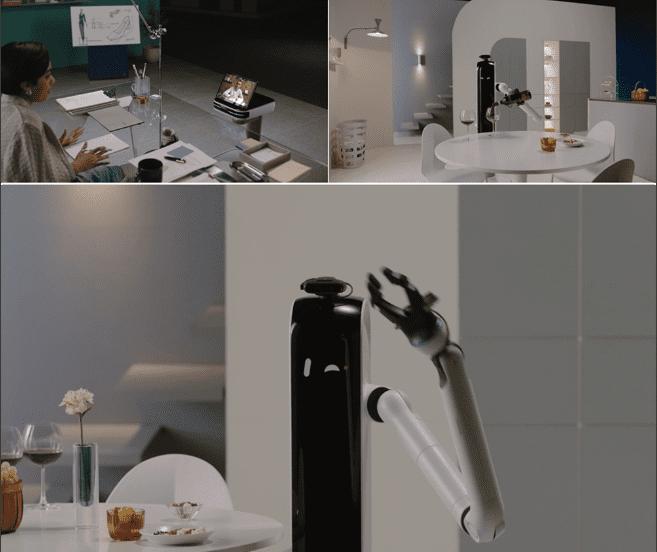 شخصي ومنزلي ويهتم بك: سامسونج تُفصح عن روبوتات ذكية