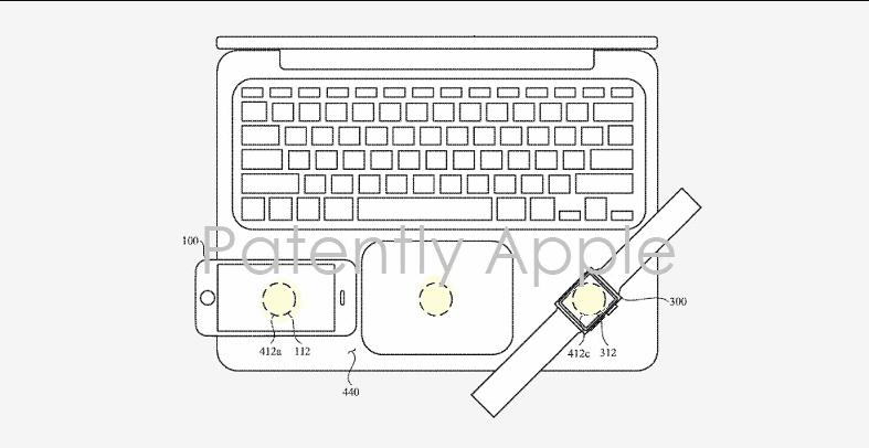الأول من نوعه: آبل تحصد براءة اختراع نظام الشحن اللاسلكي المتعدد