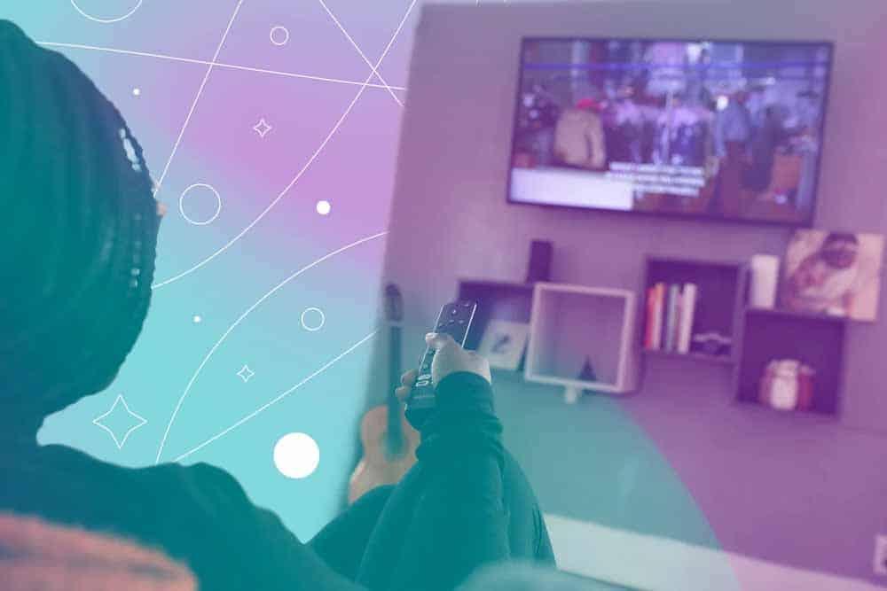 هل مشاهدة التلفزيون طريقة جيدة للاسترخاء؟