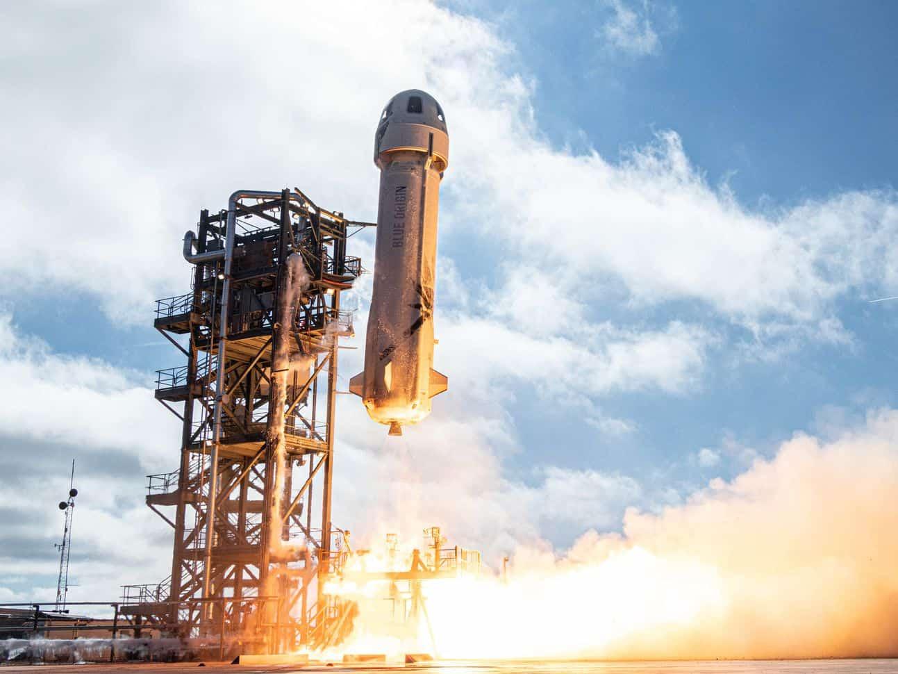 في عام 2021: شركتان تدخلان مجال إطلاق الصواريخ التجارية