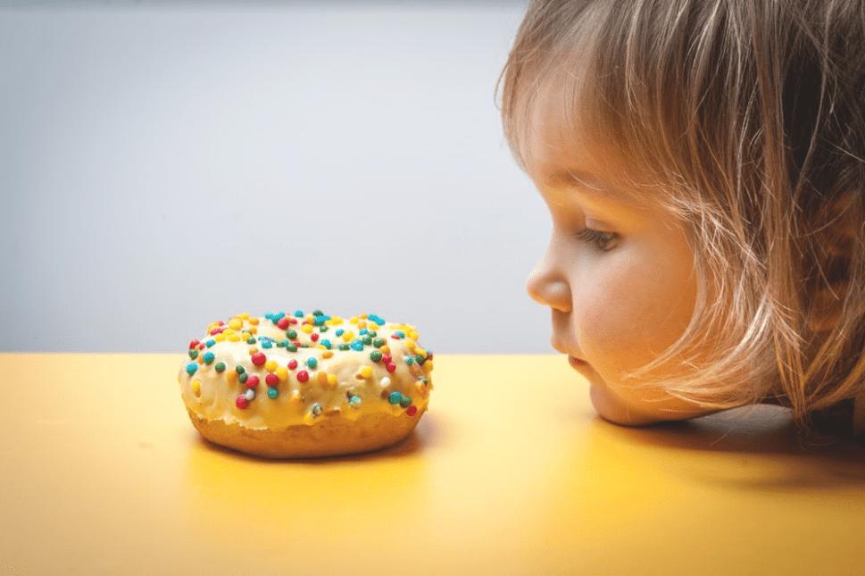 نظام الطفل الغذائي يبقى أثره مدى العمر