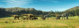 غبارٌ في حفرة: إليك الدليل القاطع على انقراض الديناصورات