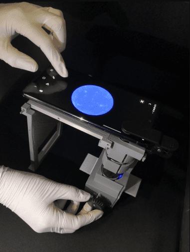 تطوير اختبار لفيروس كورونا من الهاتف المحمول يعطي النتائج خلال 10 دقائق