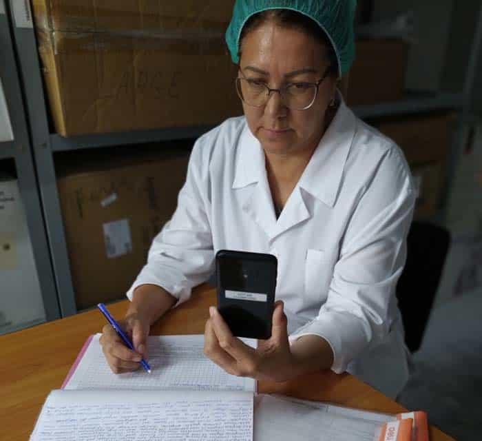 أوزبكستان: بدء علاج مرضى السل عبر مكالمات الفيديو بسبب الإغلاق العام