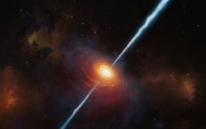 استغرق 13 مليار سنة ليصل إلينا: أبعد نجم زائف يرسل انبعاثات راديوية