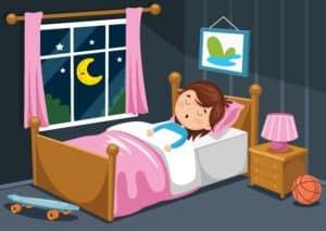 ماذا يحدث لأجسامنا عندما ننام؟