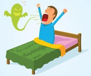 بخطوات بسيطة: كيفية التخلص من رائحة الفم الكريهة عند الاستيقاظ