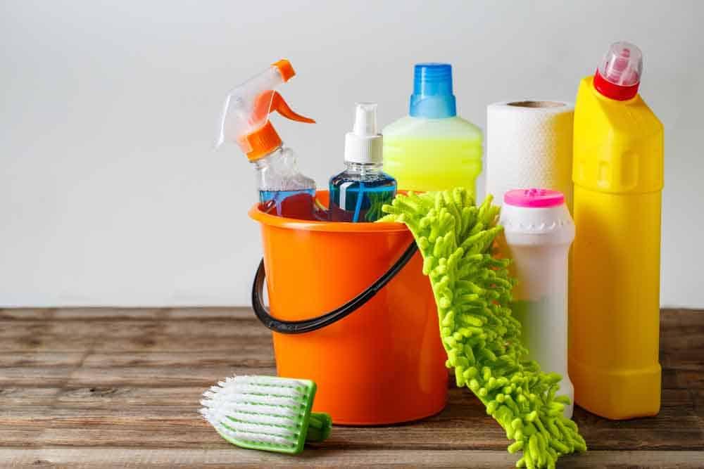 كيف تعرف أن منتجات التنظيف التي تستخدمها مستدامة؟