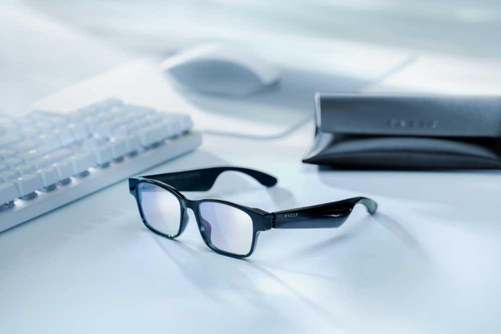 تعمل بالبلوتوث: نظارات «أنزو» الجديدة تناسب العمل في المنزل