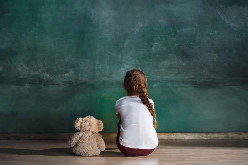 دليل جديد بأن سوء معاملة الأطفال يؤثر على صحتهم النفسية