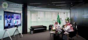 الهيئة السعودية للفضاء تبحث مستقبل الشراكة مع إدارة الفضاء الصينية