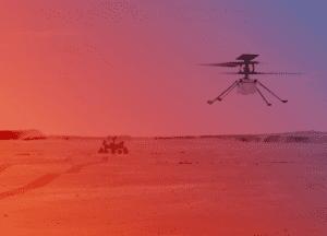 إنجينيوتي: قد تصبح أول طائرة تحلّق في كوكب آخر