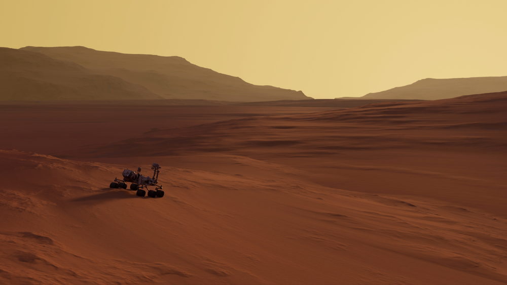 ضم محيط واسع: كيف جف الماء على كوكب المريخ؟