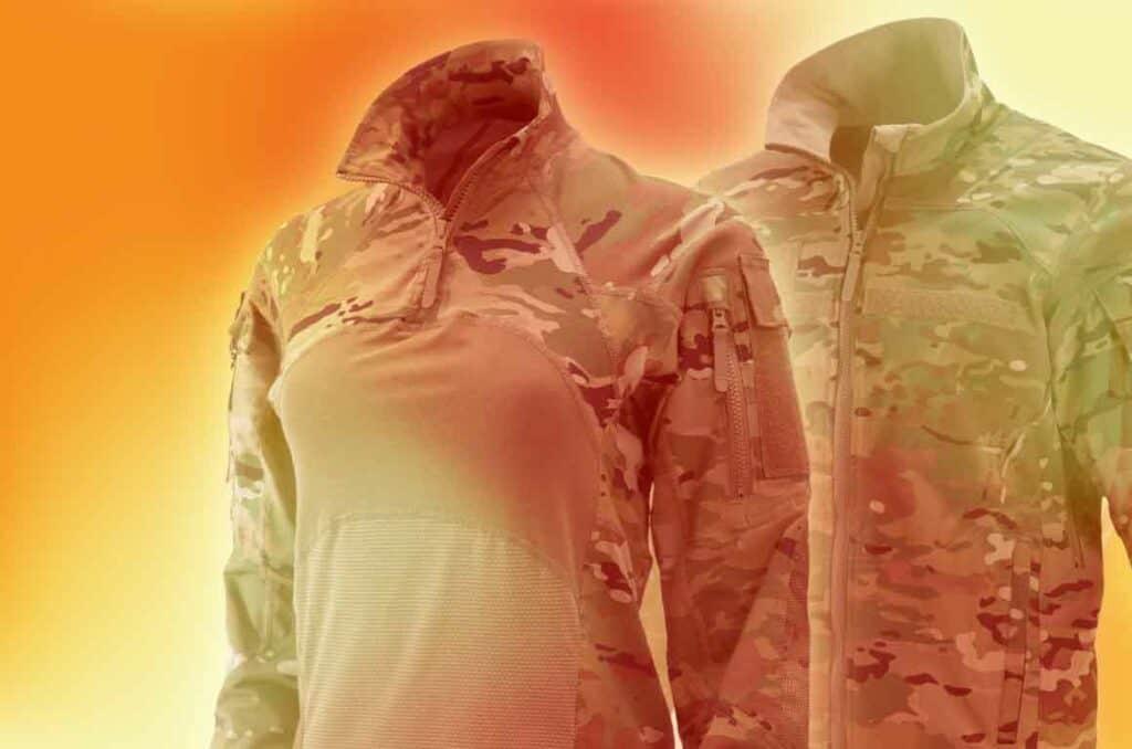 كيف تعمل الملابس المقاومة للحرارة؟