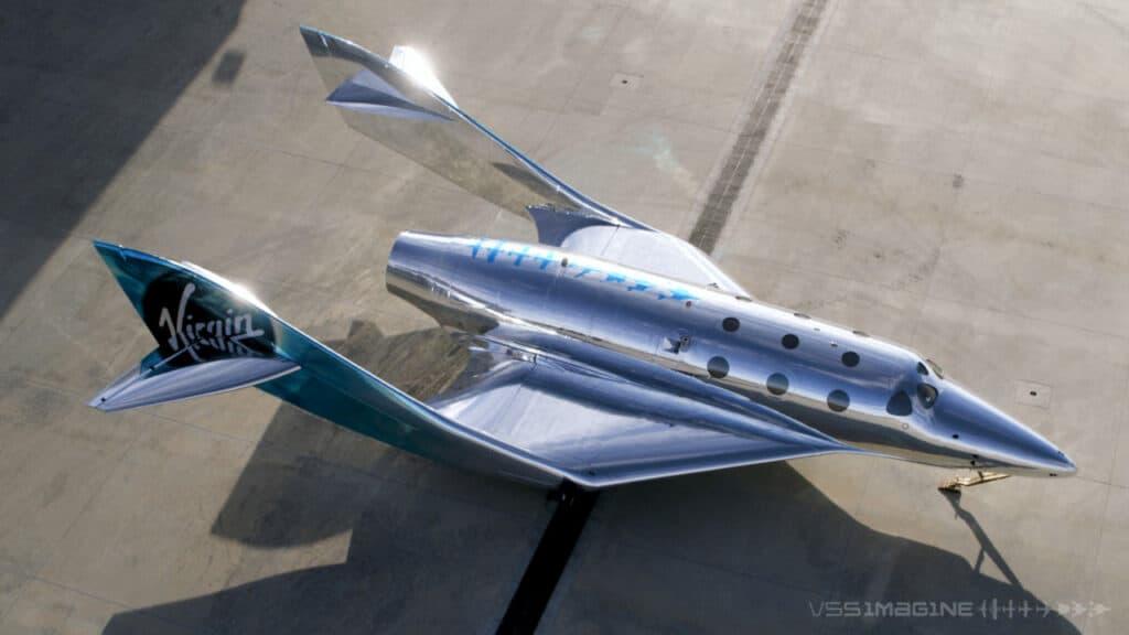 سياحة الفضاء جاهزة: نجاح رحلة مأهولة نحو حافة الغلاف الجوي