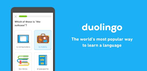 أفضل تطبيقات تعلم اللغة الإنجليزية - دولينجو