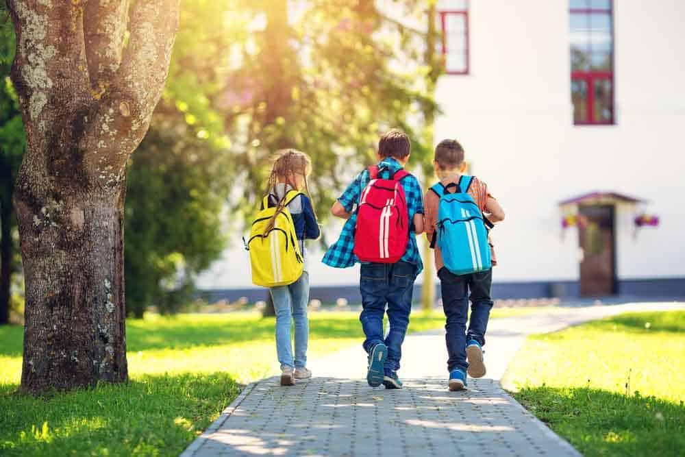 المساحات الخضراء حول المدارس قد تساعد في تحسين أداء الطلاب