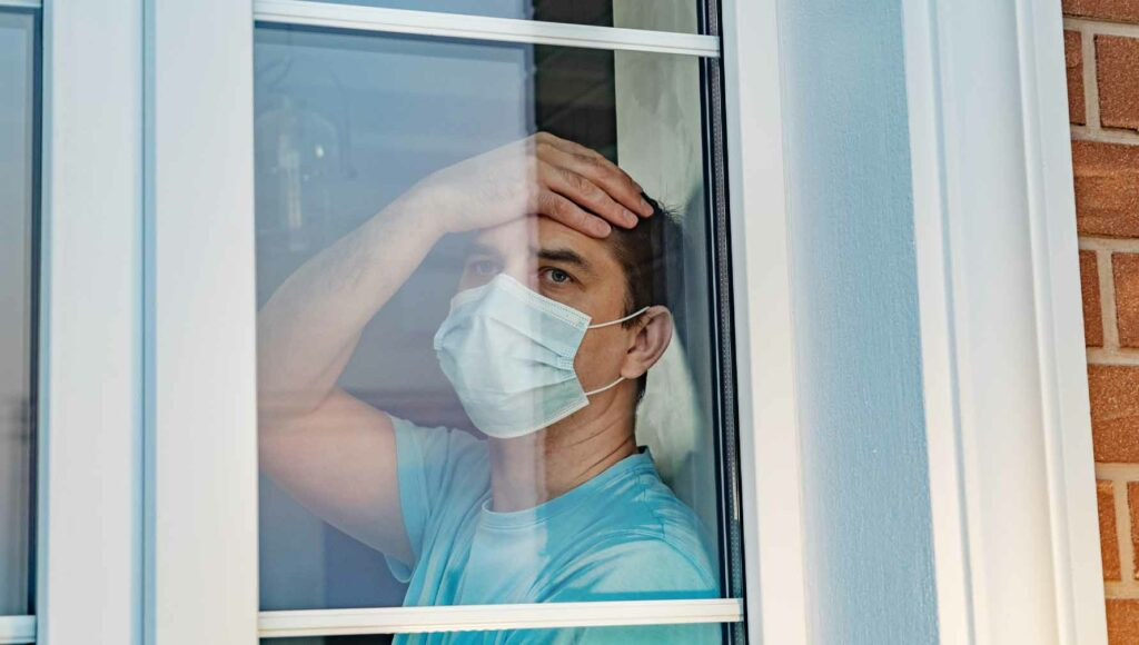 %21 اكتئاب: دراسة سعودية تكشف عن الأثر النفسي لجائحة كورونا