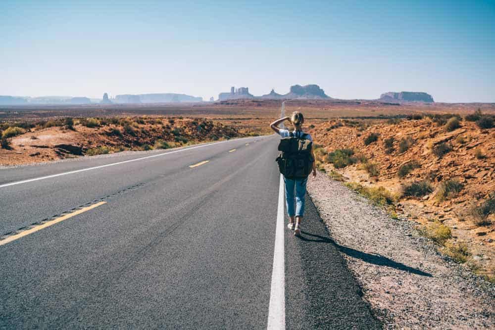دليلك لاختيار الطرق المناسبة إذا كنت تهوى المشي لمسافات طويلة