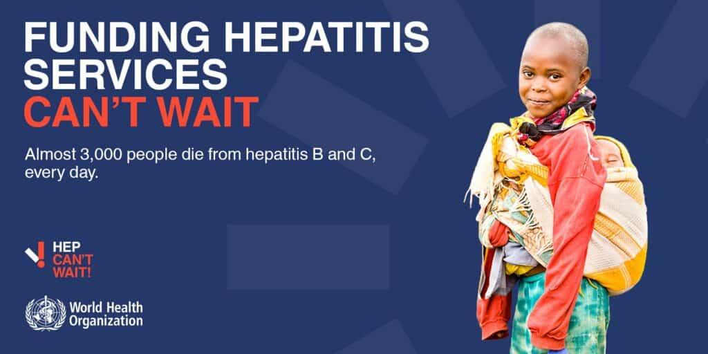 وفاة كل 30 ثانية: اليوم العالمي لالتهاب الكبد تحت شعار «لا يقبل الانتظار»