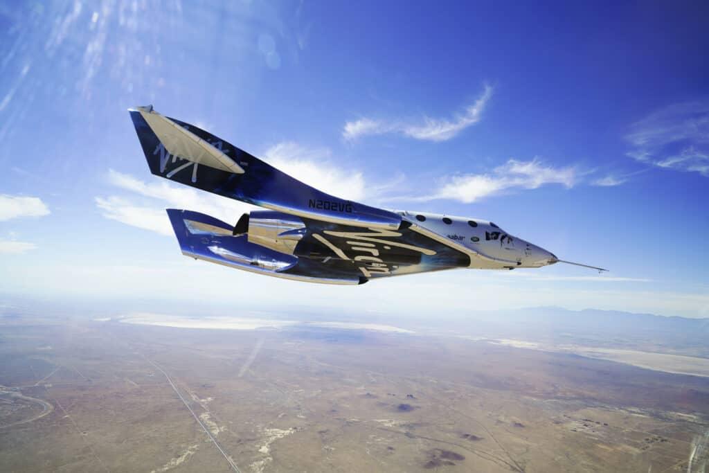 برانسون طار في الفضاء: إليكم الفصل الأول من رحلات السياحة الفضائية